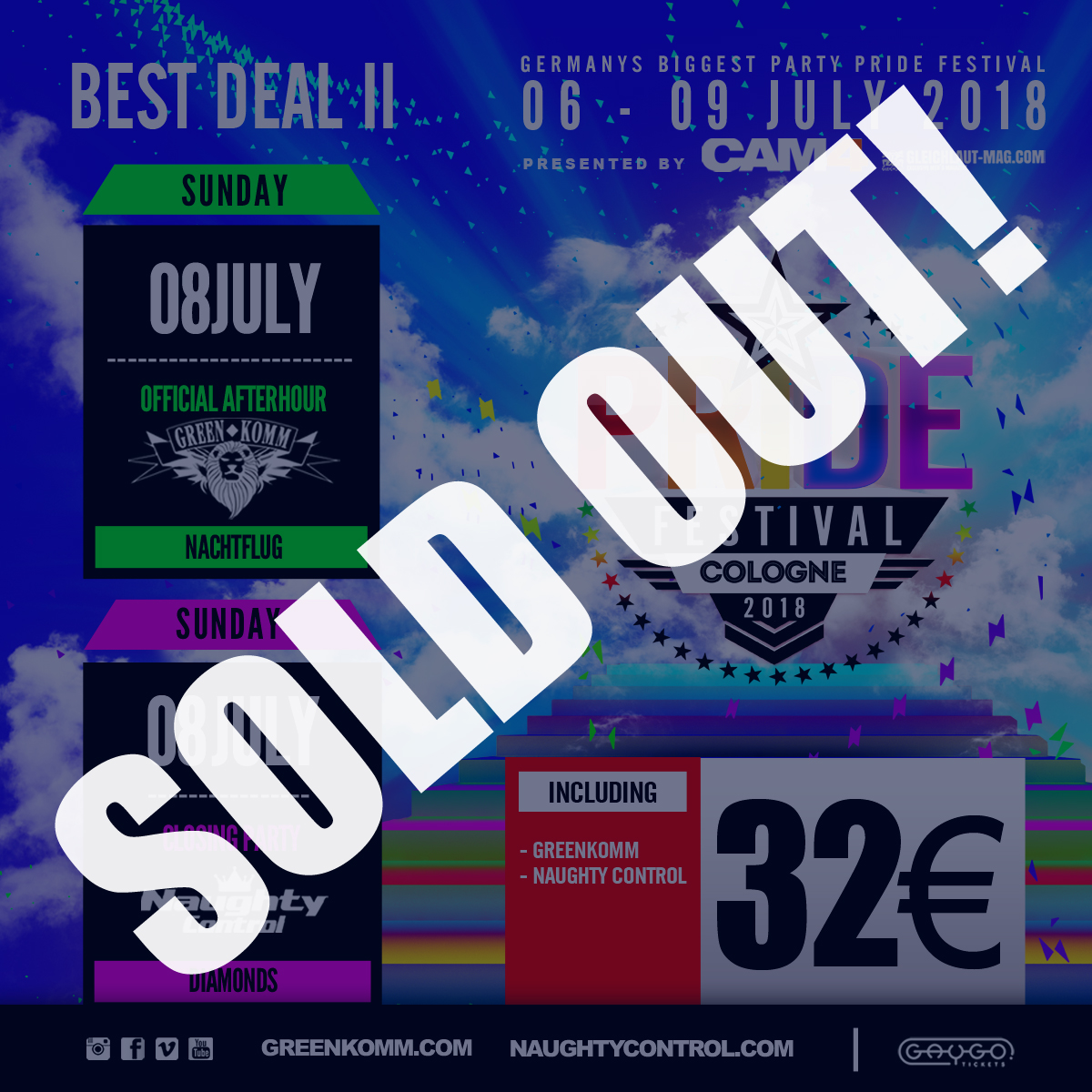 , +++ BEST DEAL II SOLD OUT! +++