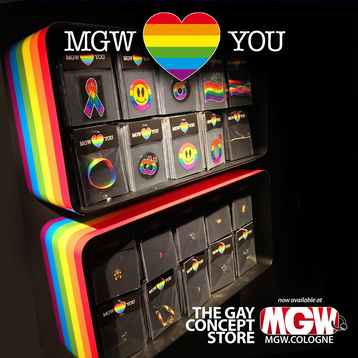 , +++ MGW COLOGNE LOVES YOU! +++