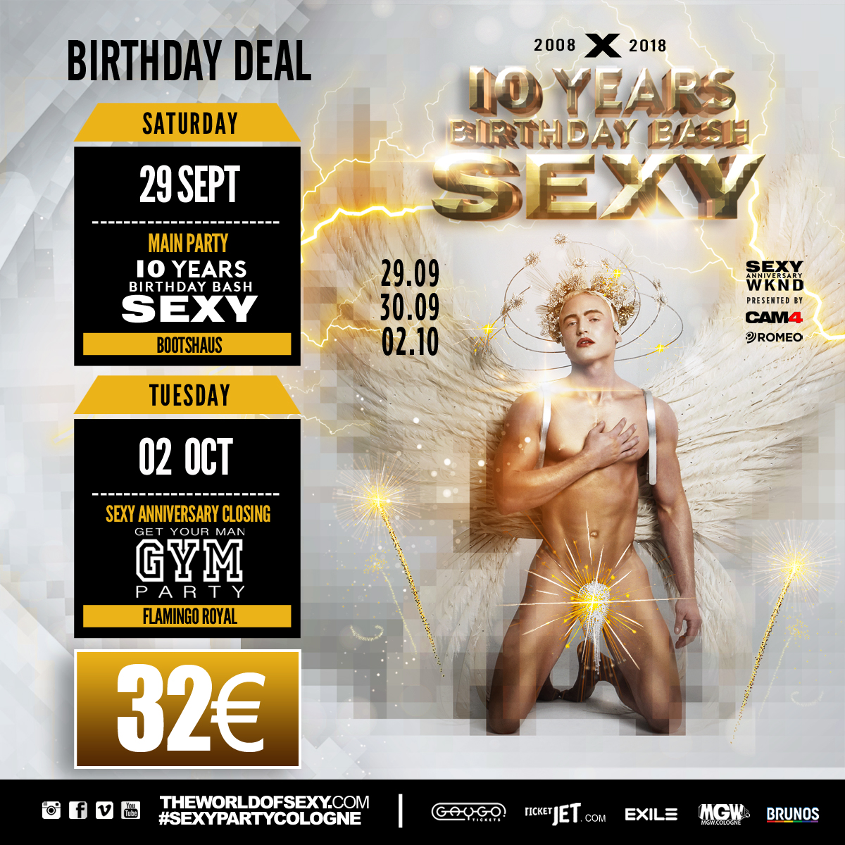 , +++ BEST PRICE BIRTHDAY DEAL +++