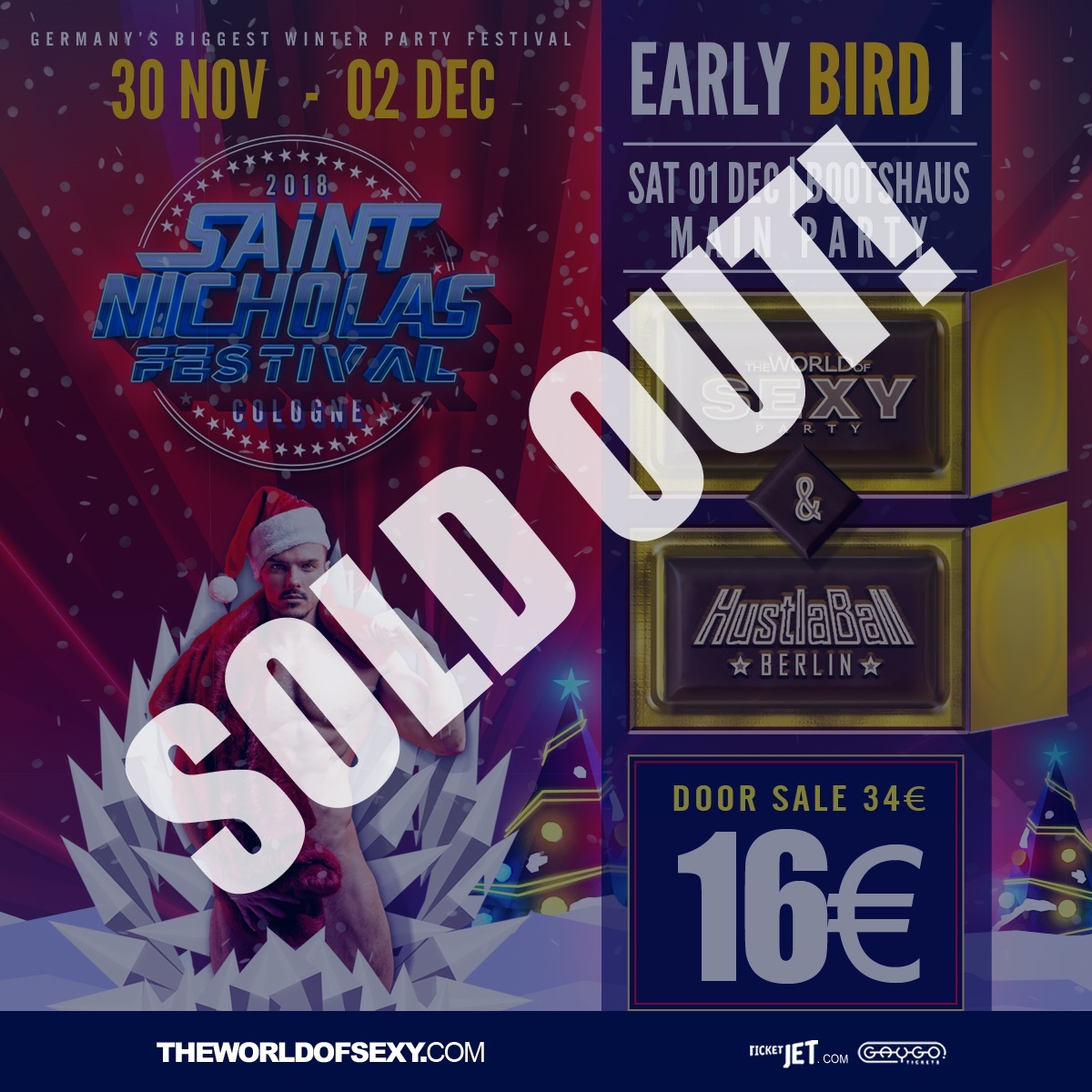 , +++  SEXY HUSTLA BALL EARLY BIRD I sold out  +++