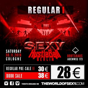 , SOLD OUT : SEXY HustlaBalls's Early Bird 2