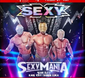 , DOS MAS DANCE STAGE | Presented by The World of SEXY